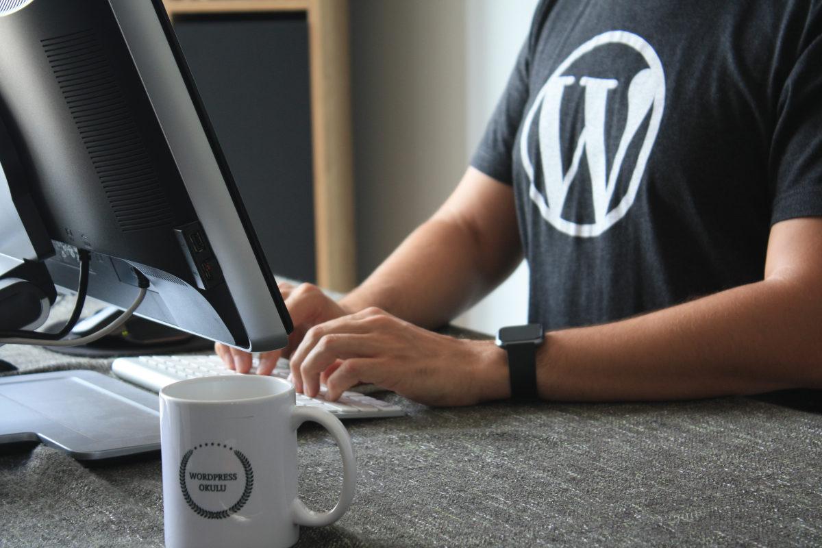 WordPress Update 5.7